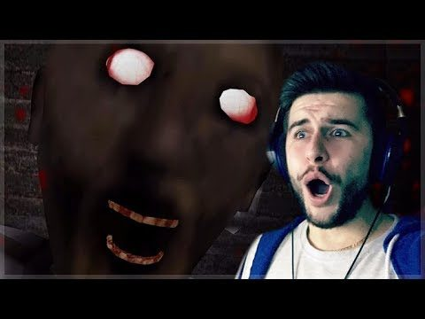 👀FIVE NIGHT'S AT GRANNYS!! (GRANNY HORROR GAME!)