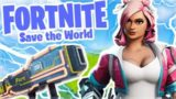 FORTNITE SAVE THE WORLD – FORTNITE STORY MODE CAMPAIGN Walkthrough Gameplay