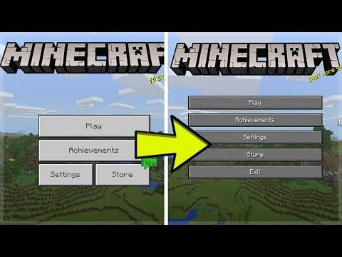 HOW TO TURN MCPE/WIN 10 INTO MINECRAFT CONSOLE VERSIONS (Pocket Edition Addon)