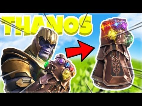 🔴LIVE – THANOS IS TAKING OVER: INFINITY GAUNTLET MODE in FORTNITE!
