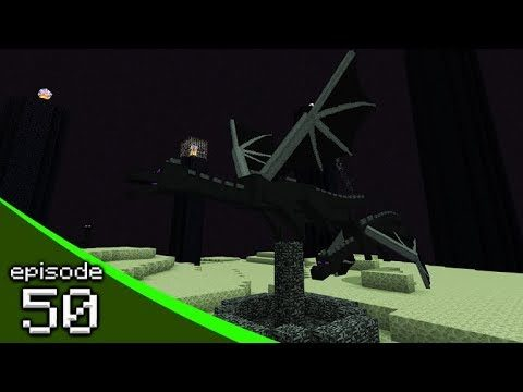 MINECRAFT REALM ADVENTURES! – 2 ENDER-DRAGONS! – Soldier Adventures Season 3 (50)