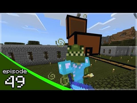 MINECRAFT REALM ADVENTURES! – THE DAY BEFORE BATTLE! – Soldier Adventures Season 3 (48)