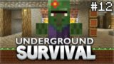 Minecraft Xbox – Underground Survival – The Hunt! Episode 12