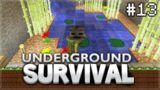 Minecraft Xbox – Underground Survival – The Infection Cure! Episode 13