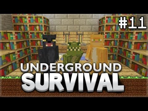 Minecraft Xbox – Underground Survival – The Brewing Room! Episode 11