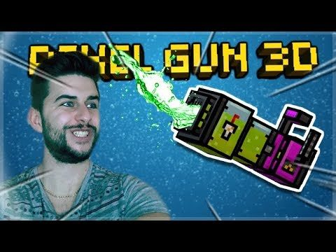 SPLASHING SODA AT EVERYONE! RARE SODA LAUNCHER IS DEADLY!! | Pixel Gun 3D