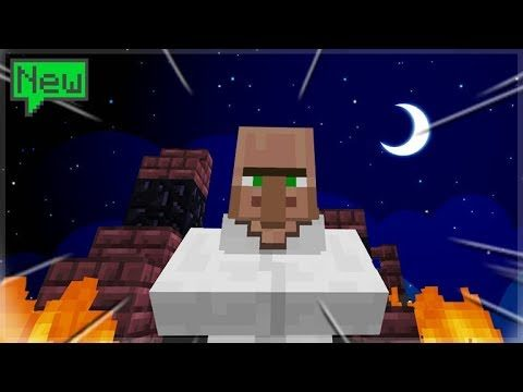 THE UNEXPECTED TUMBLE OOPS!! SKY TRADE Minecraft SkyBlock Survival! (2)