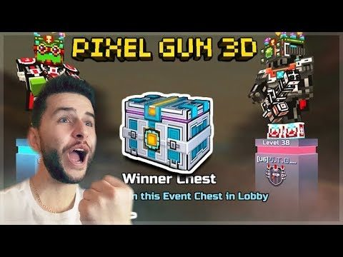 WE WON 300+ GEMS FROM PLAYERS! 1v1 BATTLES CHALLENGE!! | Pixel Gun 3D