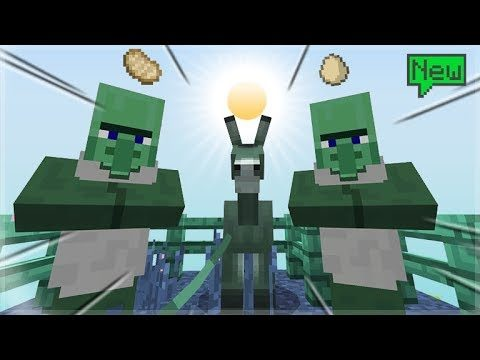 ANIMAL FARM EGGS EGGS EGGS!! SKY TRADE Minecraft SkyBlock Survival (5)
