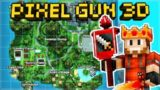BATTLE ROYALE WITH SUBSCRIBERS CHALLENGE BATTLES!| Pixel Gun 3D