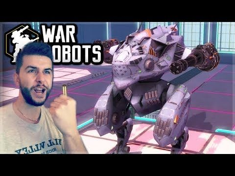 DESTROYING EVERYONE MY FIRST TIME EVER PLAYING THIS GAME! | War Robots