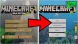 HOW TO USE ANY MINECRAFT PC TEXTUREPACK ON MINECRAFT POCKET EDITION/BEDROCK