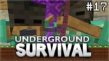 Minecraft Xbox – Underground Survival – Treasure Hunting! Episode 17