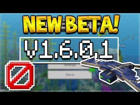 NEW MCPE 1.6.0.1 UPDATE! Minecraft Pocket Edition – NEW Phantoms & Barrier Blocks