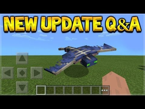 NEW Minecraft Update – Custom SuperFlat Worlds & NEW Modding Q&A