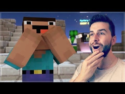 REACTING TO DERP Vs ZOMBIES MINECRAFT MOVIE!! Minecraft Animations!