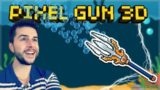 THE BEST WEAPON IN THE GAME! OP POSEIDON TRIDENT ONE SHOT! | Pixel Gun 3D