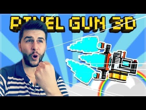 THE ONE SHOT KILL CHARGE!! LEGENDARY ENERGY DRILL | Pixel Gun 3D