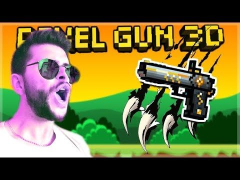 THIS WEAPON IS UNDERRATED! THE BEST FREE CRAFT-ABLE BACK UP WEAPON MOUNTAIN WOLF | Pixel Gun 3D