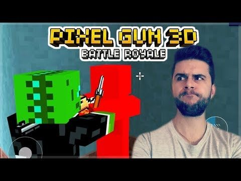 USING ONLY BATTLE SHOVEL CHALLENGE IN BATTLE ROYALE! | Pixel Gun 3D