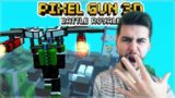 WE GOT 5 VICTORY ROYALES! TRY HARD ROYALE ISLAND BATTLES! | Pixel Gun 3D