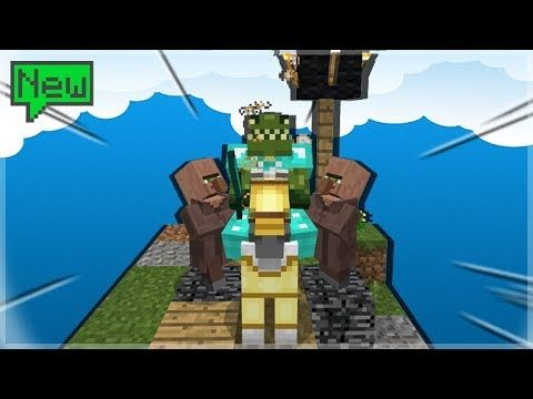 1 CAKE EQUALS 1 DIAMOND! ITS TIME FOR AN UPGRADE! Skytrade Minecraft SKYBLOCK Survival (13)