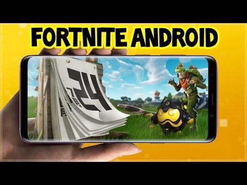 Fortnite Mobile On ANDROID Release DATE! – POSSIBLE RELEASE NEXT WEEK!