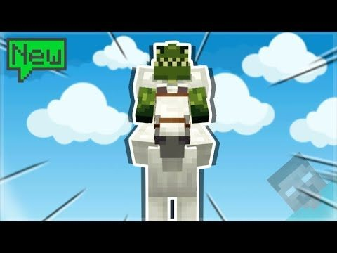 HEROBRINE KILLED ME! UNEXPLAINED DEATH! Skytrade Minecraft SKYBLOCK Survival (12)