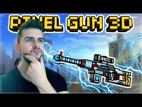 IS THIS WEAPON ONE OF THE BEST SNIPERS?? THE RARE LAST HOPE! | Pixel Gun 3D