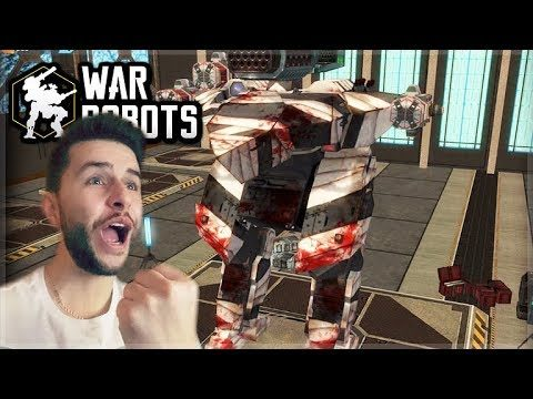 LEO THUNDER DESTROYING EVERYONE! WE UNLOCKED 2 NEW ROBOTS! | War Robots