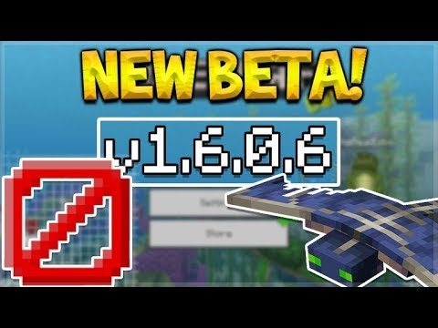 NEW MCPE 1.6.0.6 UPDATE! Minecraft Pocket Edition – NEW Gamerule Added & Barrier Changes!