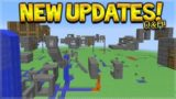 NEW Minecraft Updates – Custom Super Flats & Hardcore Mode Q&A
