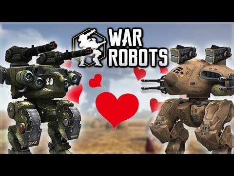 OMG! HOW DID WE WIN THIS! 2 Vs 6 BATTLE! NATASHA + GRIFFIN COMBO! | War Robots!