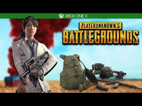 PUBG XBOX ONE X GAMEPLAY | DUOS GAMEPLAY | Player Unknown's Battlegrounds