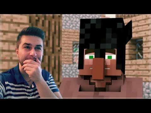 REACTING TO FUNNY MINECRAFT TESTIFICATE VILLAGER MOVIE! Minecraft Animations!