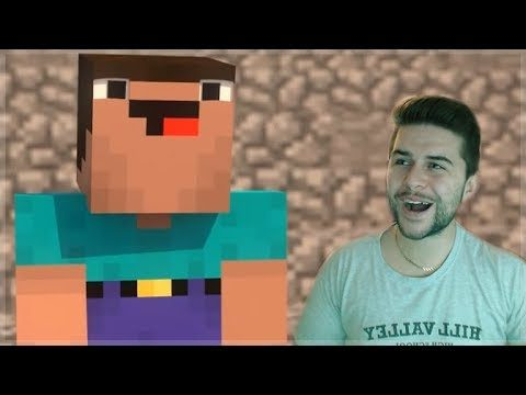 REACTING TO MYSTERY WARFARE MINECRAFT MOVIE! Minecraft Animations!