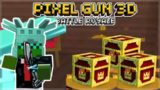 THE HARDEST CHALLENGE I'VE DONE! 3 CHESTS ONLY! BATTLE ROYALE | Pixel Gun 3D