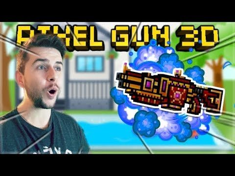 THE PUMP ACTION UNDERTAKER OF DESTRUCTION! TAKES HEADS OFF | Pixel Gun 3D