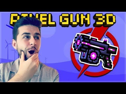 THE SPLASH DAMAGE DESTROYER! EPIC VOID ENERGY PISTOL! | Pixel Gun 3D