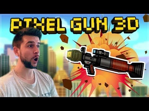 THEY BUFFED THIS WEAPON INTO A 1 SHOT! EPIC ROCKET LAUNCHER!! | Pixel Gun 3D