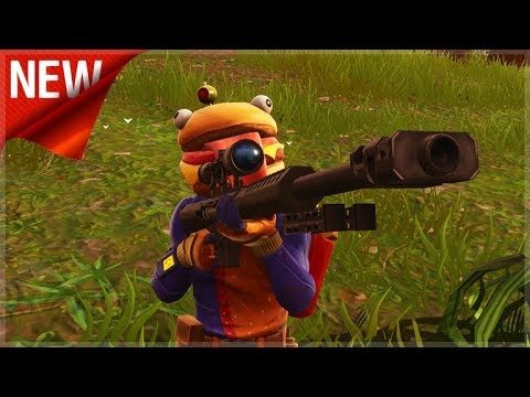 Fortnite: Season NEW Barrett 50 cal sniper! | CROSSPLAY SQUADS | iOS, Android, Xbox, Switch!