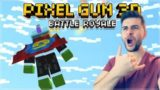 I CAN'T BELIEVE WE GOT THIS FROM A LUCKY CHEST! RANDOM LOCATION WINS BATTLE ROYALE | Pixel Gun 3D