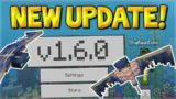 MCPE 1.6.0 NEW UPDATE! – Minecraft PE/Xbox 1.6.0 NEW Phantoms Mobs & Barrier Blocks!