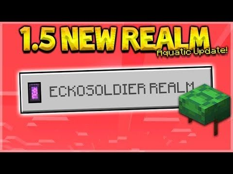 NEW 1.5 AQUATIC REALM – NEW 1.5 Survival The Turtle Helmet! (Subscriber Realm)