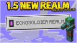 NEW 1.5 AQUATIC REALM – NEW 1.5 Survival Ocean Exploring! (Subscriber Realm)