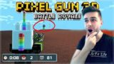 OMG! THE LUCKIEST BATTLE ROYALE CHEST OPENING! & AMAZING BATTLE ROYALE VICTORY! | Pixel Gun 3D