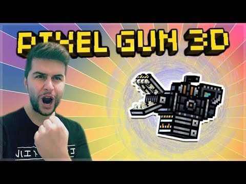 THE LEGENGARY DEATH CLAWS EATS PLAYERS! BUFFED WEAPON | Pixel Gun 3D