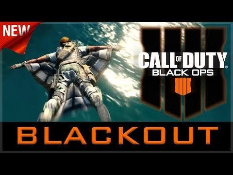 BLACK OPS 4 – BLACKOUT BETA BATTLE ROYALE GAMEPLAY LIVE! (Xbox One X)