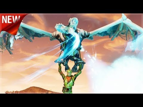 Fortnite: Season 5 IS ENDING! NEW FROSTWING | CROSSPLAY SQUADS | iOS, Android, Xbox, Switch!