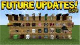 Future Minecraft Updates – Panda Mob Being Added & All Mob Heads Obtainable Q&A